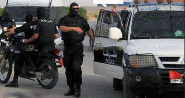police TN