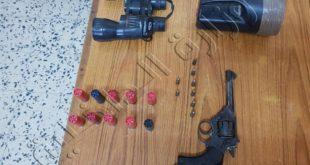 مسدس و اطلاقات