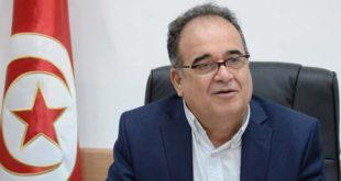 محمد الطرابلسي وزير الشؤون الاجتماعية