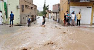 الجزائر امطار