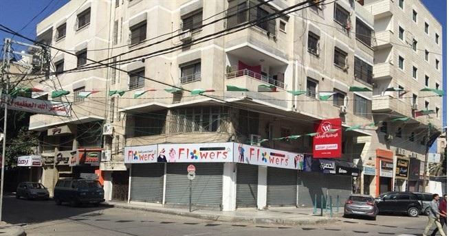 محلات فلسطين
