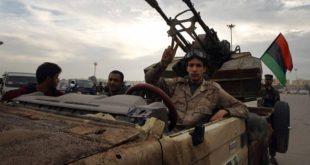 مقتل عسكريين ليبيا