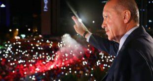 اردوغان خطاب النصر