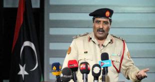 الجيش الليبي و النفط