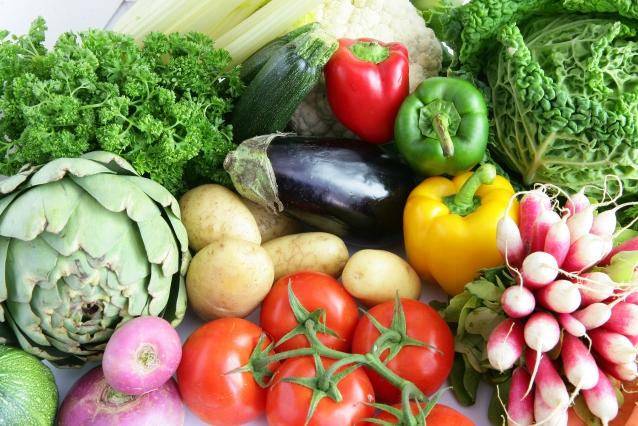 الخضروات-الطازجة