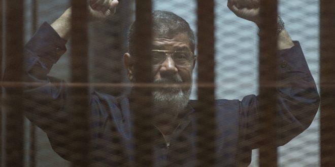 Mohammed Morsi in jail