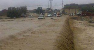القصرين-فيضانات